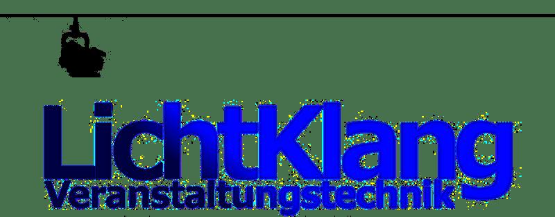 Logo LichtKlang Veranstaltungstechnik